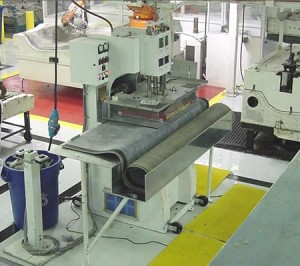 rf welding for auto manufacturers