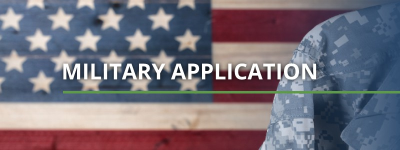 military application for welding