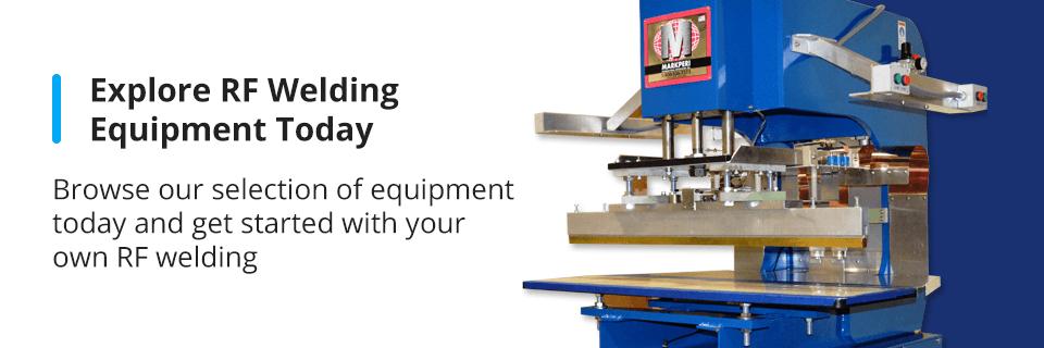 find rf welding equipment